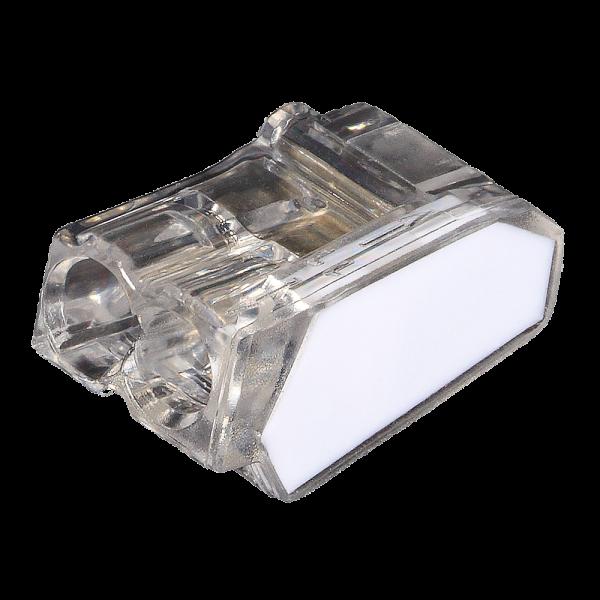 C2473-202N ViD 2473-202 Verbindungsklemmen/Steckklemmen weiss 1,0 - 2,5 mm² 100 St